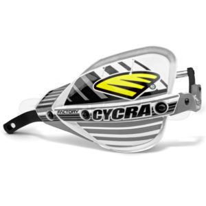 Cycra Probend Factory Edition Handguards Pack - Black