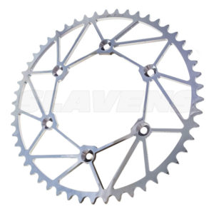 Beta Rear Sprocket - Chrome
