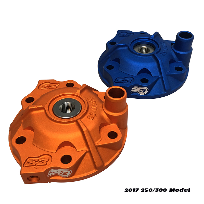 Slavens Mule High Compression Component Cylinder Head Kit by S3