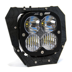 XL 80 LED Kit for KTM 17-19 EXC - topo faceplate