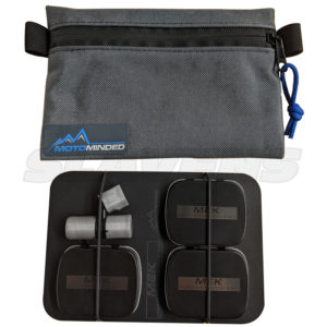Trail Essentials Pouch - 3 Bin Insert, injector