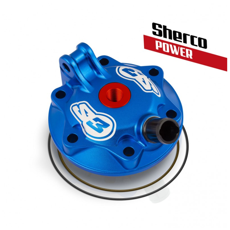 Slavens Mule S3 High Compression Cylinder Head Kit for Sherco