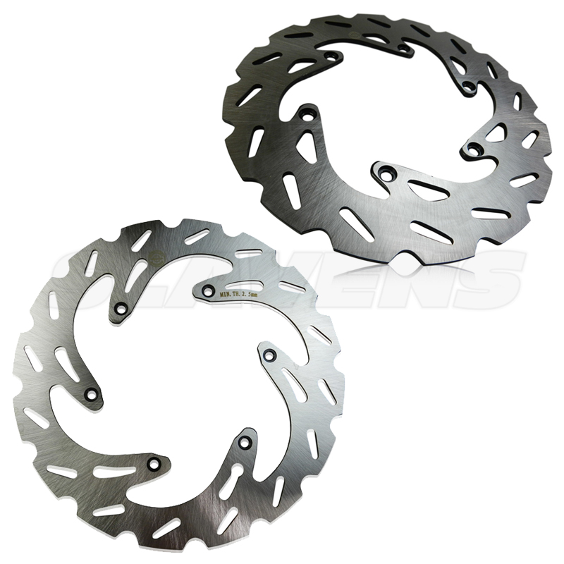 Bullet Proof Designs Front and Rear Wave Brake Rotors