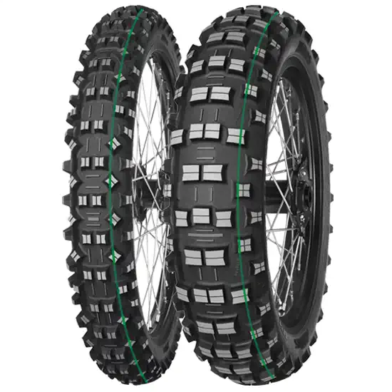 Mitas TERRA FORCE-EF/EH Front and Rear Tires