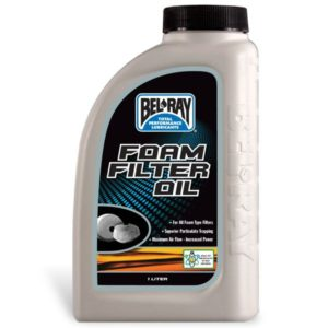Foam Filter Oil by Belray