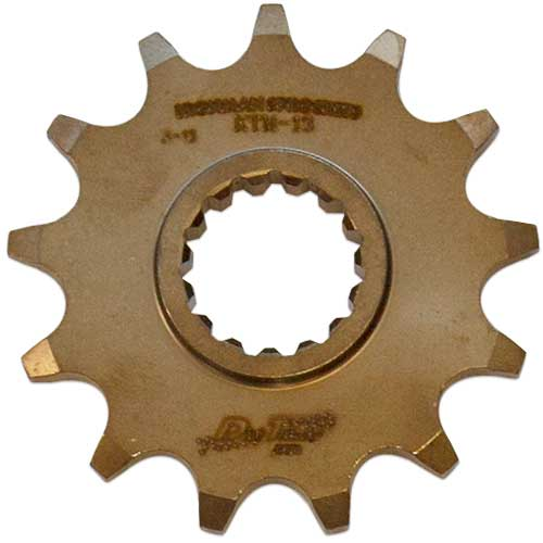 Front Sprockets for BETA Husaberg Husqvarna KTM by Dirt Tricks