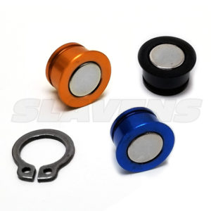 Odometer Magnet Kit for KTM, Husaberg, Husqvarna by Warp 9
