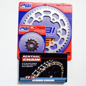 Chain Sprockets Combo PBI Renthal