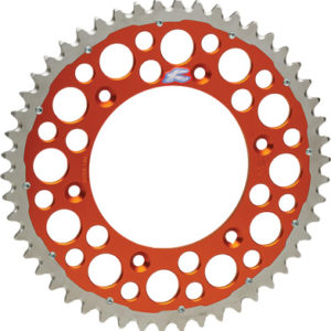 Twinring Rear Sprockets for KTM, Husaberg, Husqvarna, GasGas by Renthal