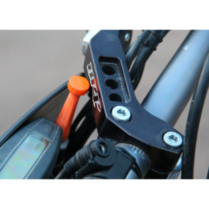 The Extender Headlight Knob Extender by Motominded